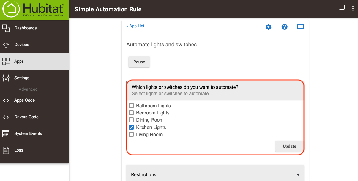 Simple Automation - Choose specific light.png