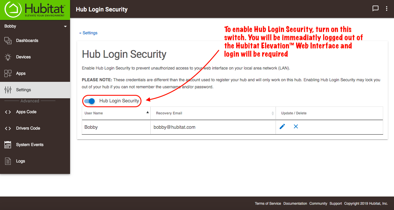 Hub Login Security enabled.png