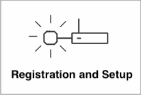 Registration and Setup
