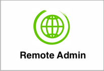 Remote admin subscription service