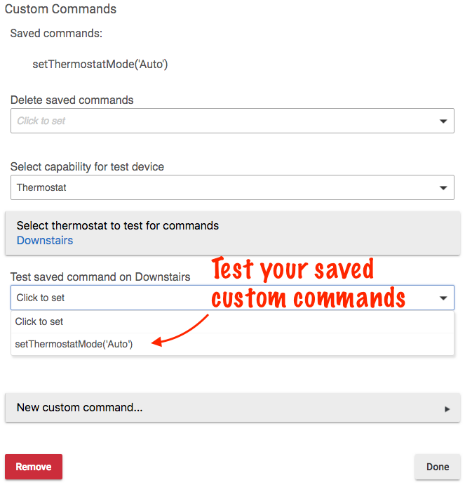 Choose custom command to test 2.0.png