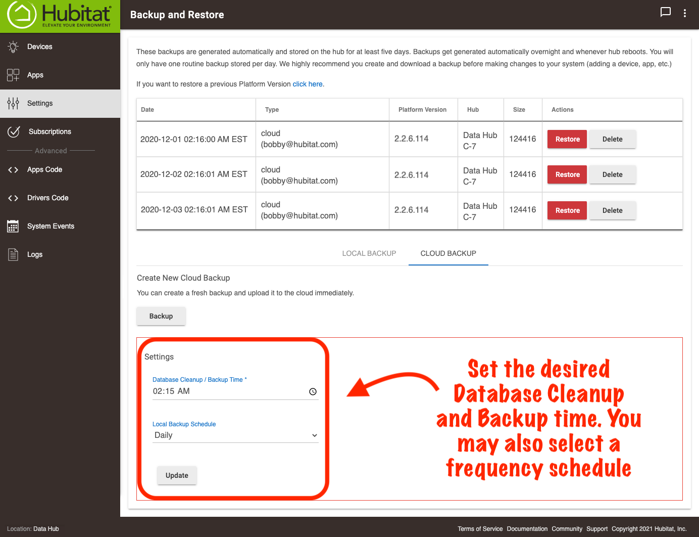 Set cloud backup time and frequency.png